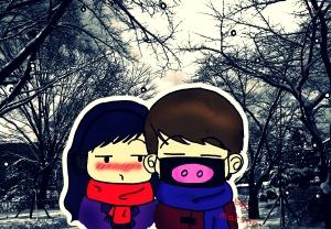 KyuJin couple
